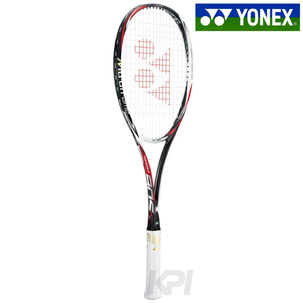 【予約販売品】 「新デザイン」「2017新製品」YONEX(ヨネックス)「NEXIGA 90S(ネクシーガ90S)ジャパンレッド NXG90S-364」ソフトテニスラケット, 関西オートパーツ販売:7ef7fea5 --- cooperscreen.com