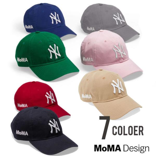再販ご予約限定送料無料 届けまでに2週間程度頂戴します MoMA Design NY Yankees ヤンキース ニューエラ moma001-all 贈答 7カラー お取り寄せ商品 MoMA限定キャップ