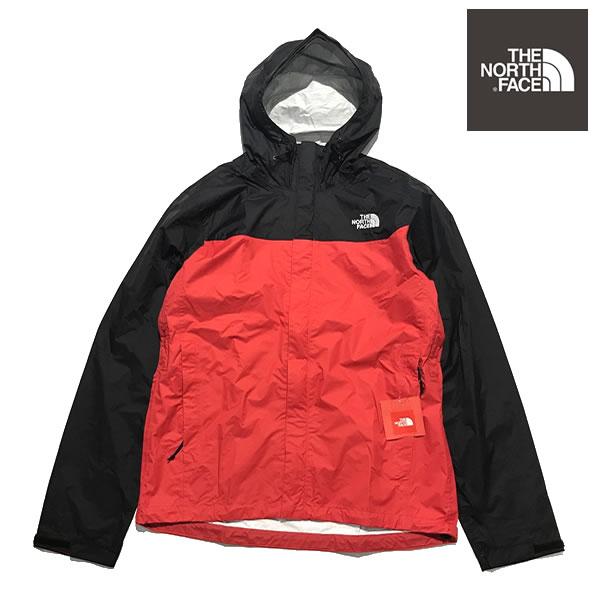 The North Face(ノースフェイス)US企画 VENTURE JACKET /ベンチャージャケット ナイロンジャケット【9282528005-red】【選べる福袋対象商品A】