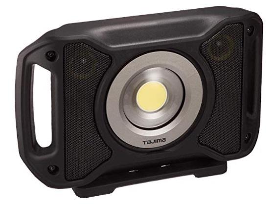 LE-R401 LE-ZT5 タジマツールスピーカー搭載ワークライト三脚付LE-R401LE-ZT5
