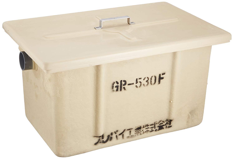 GR-530F プレパイ工業グリーストラップ GR-530F