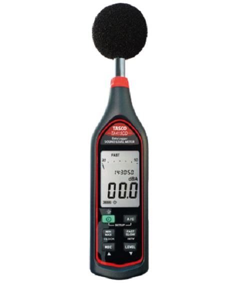 音を測定 TASCO騒音計TA415CD 格安 価格でご提供いたします 安値