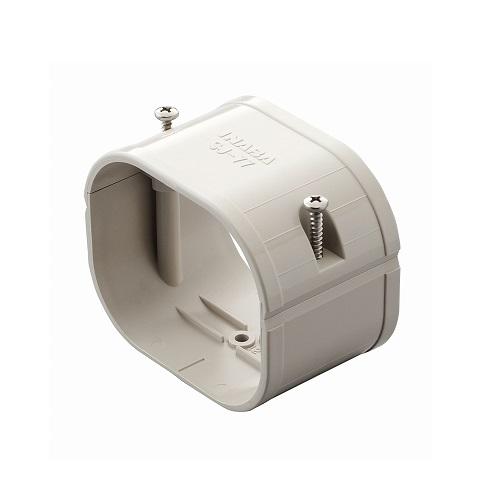 人気海外一番 返品不可 お取り寄せ商品 因幡電工スリムジョイント140ケース販売10個入りアイボリーSJ-140-I