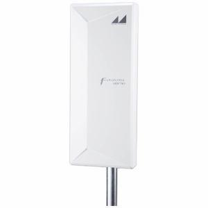 日本アンテナ屋外用薄型UHFアンテナホワイト水平偏波専用UDF90W