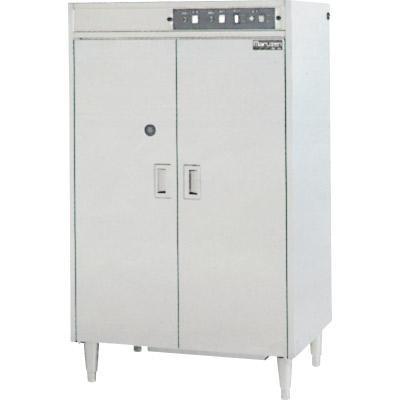 マルゼン 包丁まな板殺菌庫(電気式) MCF-C086 W850×D600×H1420 包丁15本 まな板5枚 プレート5枚