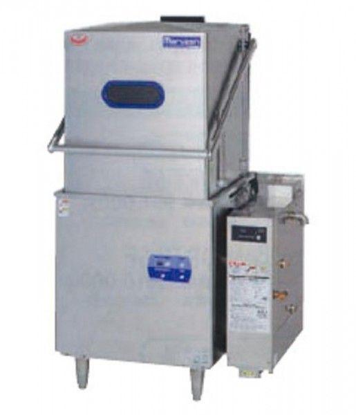 マルゼン エコタイプ 食器洗浄機 MDDG6EL ガスブースター一体式 プロパンガス仕様