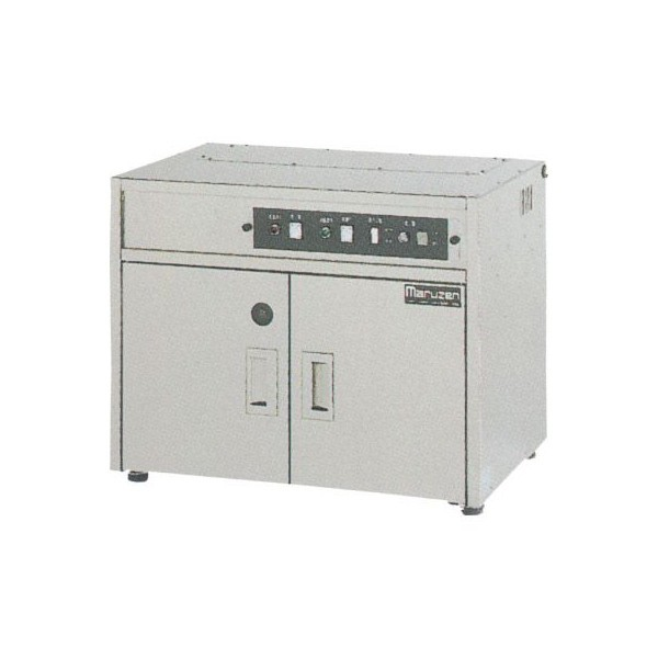 マルゼン 包丁まな板殺菌庫(電気式) MC-075T W730×D500×H555 包丁12本 まな板3枚
