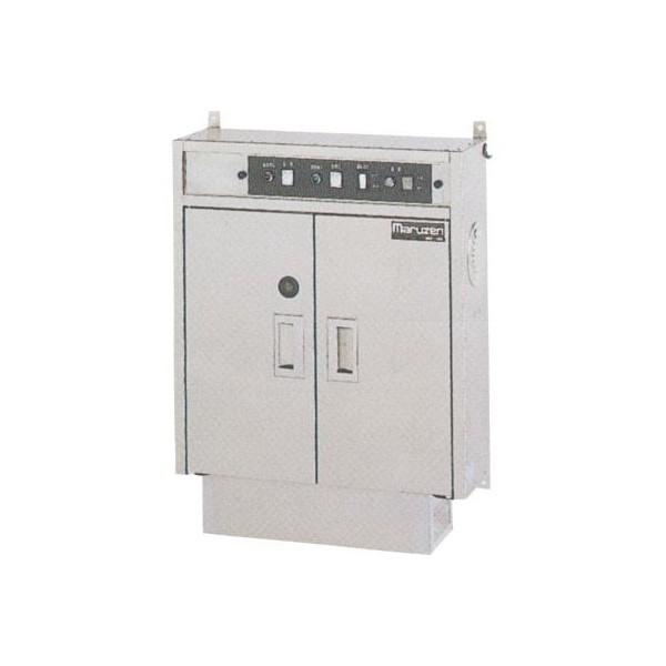 マルゼン 包丁まな板殺菌庫(電気式) MC-062K W600×D200×H660 包丁10本