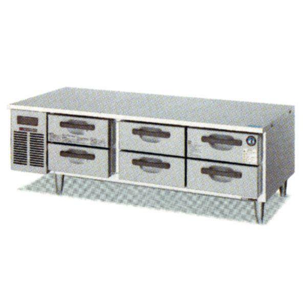 ホシザキ ドロワー冷凍庫 FTL-165DNCG テーブル形冷凍庫