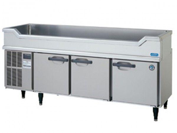 ホシザキ コールドテーブル 冷蔵庫 RW-180SDC-RT 舟形シンク付 右ユニット仕様
