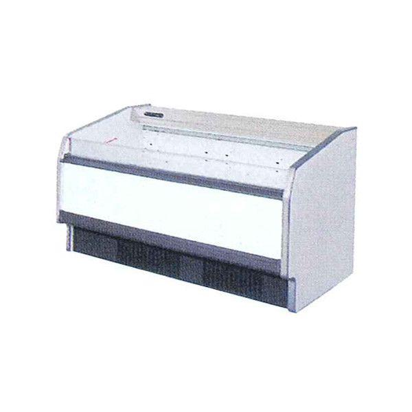 新品 送料無料 市場 フクシマ 業務用 冷蔵 ショーケース MFX-55ROBSXS 国際ブランド 単相100V 福島工業 MF-5シリーズ 生鮮用 冷凍機内蔵型 オープンショーケース 平型