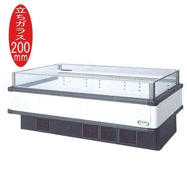 フクシマ アイランドショーケース IMX-65QWFTAX 冷凍 冷蔵 切替 インバーター制御 福島工業