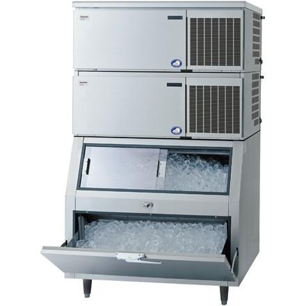 パナソニック 製氷機 SIM-S481WTS-FB2 タワー式 スモール氷サイズ