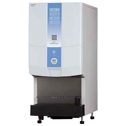 パナソニック 製氷機 SIM-CD125B チップアイス アイスディスペンサー 押しボタン式