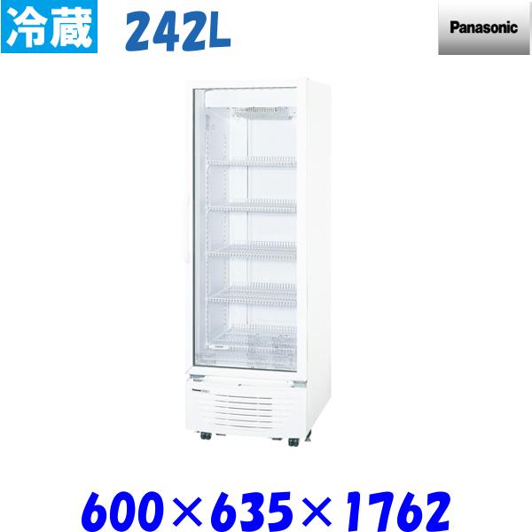 パナソニック 冷蔵ショーケース SMR-SU150R 右開き