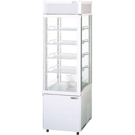 パナソニック 冷蔵ショーケース SSR-165BN 4面ガラスショーケース スイング扉