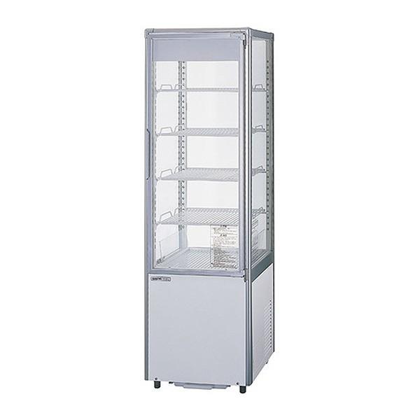 パナソニック タテ型冷蔵ショーケース SSR-DX170N 5面ガラスショーケース スイング扉