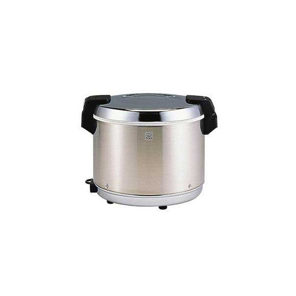 タイガー 業務用電子ジャー (保温専用) JHC-900A ステンレス 5升