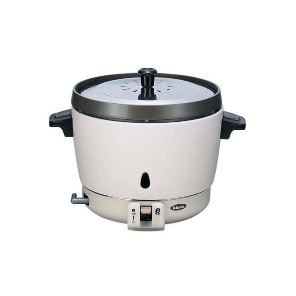 リンナイ ガス炊飯器 RR-15SF-1 内側フッ素樹脂加工・立ち消え安全装置付 都市ガス(13A)仕様