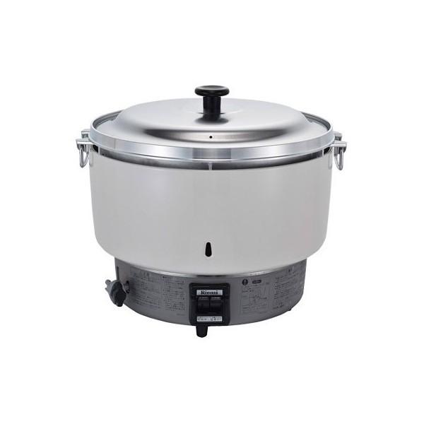 リンナイ ガス炊飯器 RR-50S1-F 5升炊き・フッ素釜 LPガス(プロパン)仕様
