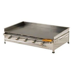 イトキン IKK 卓上用 ガス式グリドル TYS600 LPガス(プロパン)仕様 お好み焼き やきそば W614・D564・H270mm