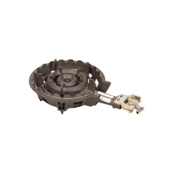 タチバナ 鋳物ガスコンロ 鋳物ガスコンロ 穴明タイプ TS-515 バーナーのみ 二重羽根付コンロ 穴明タイプ バーナーのみ LPガス(プロパン)仕様, PLUS SPICE:42e1d460 --- sunward.msk.ru