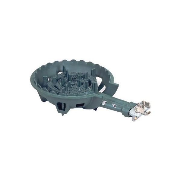 タチバナ 鋳物ガスコンロ TS-330P バーナー・下枠セット 種火付 三重コンロ 都市ガス(13A)仕様