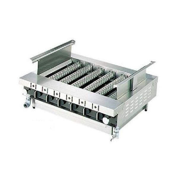 (株)建厨 ローストクック KB型 KB-4 510×600×H220 LPガス仕様