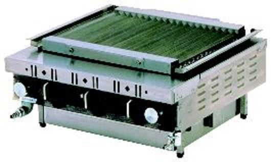 (株)建厨 ローストクック SG型 SG-5C 780×500×H232 LPガス仕様