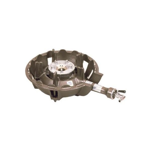 タチバナ 鋳物ガスコンロ TS-502 バーナー・下枠セット  中型コンロセット LPガス(プロパン)仕様