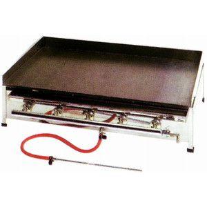 イトキン IKK 卓上用 ガス式グリドル TYS1200 LPガス(プロパン)仕様 お好み焼き やきそば W1214・D564・H270mm