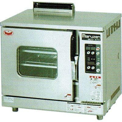 マルゼン ガス式 卓上型 ビックオーブン MCO-6TE(MCO-6TD) 都市ガス(13A)仕様