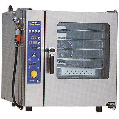 マルゼン ガス式スチームコンベクションオーブン SSCG-05MSCNU 都市ガス(13A)仕様 (専用架台無) スチコン