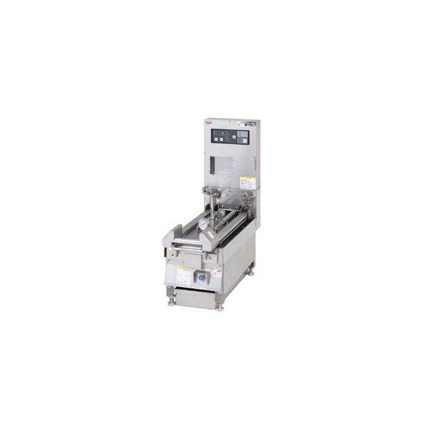 マルゼン 圧力式電気自動餃子焼器 MAZE-PR4 W300×D700×H300×B525