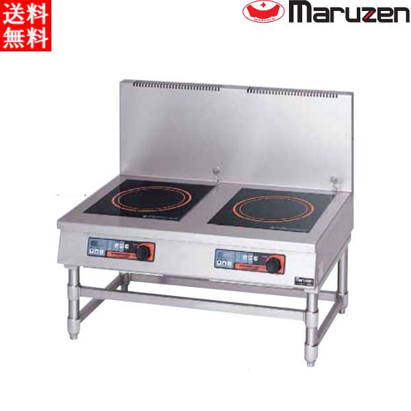 マルゼン 電磁スープレンジ IHクリーンスープレンジ MIHL-SB66C W900×D600×H450 インジケーター搭載機種