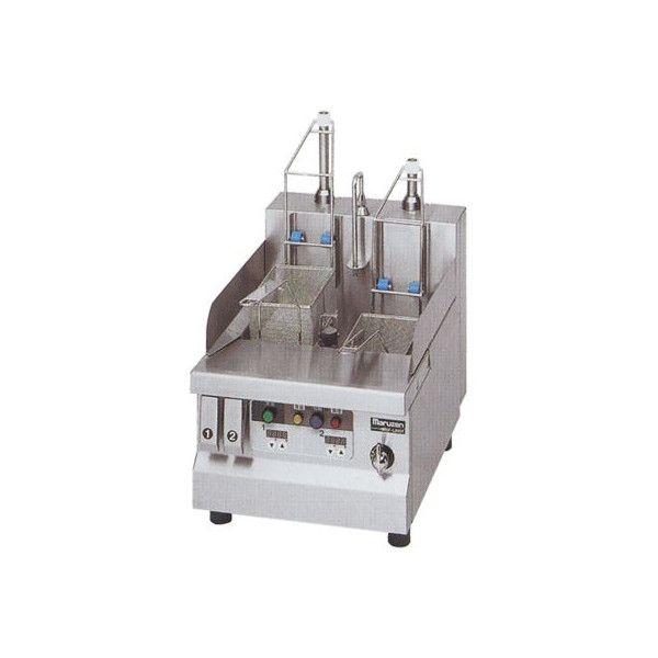 マルゼン 電気式 冷凍麺釜 MREF-L045T 卓上型