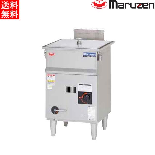 マルゼン ガス蒸し器(セイロタイプ) MUS-055DNU 都市ガス(13A)仕様 W510・D580・H770(mm) 軟水器付