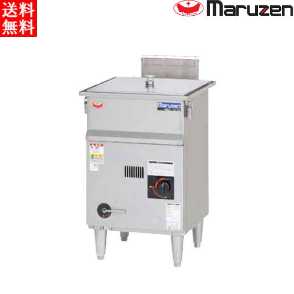 マルゼン ガス蒸し器(セイロタイプ) MUS-055SDNU 都市ガス(13A)仕様 W510・D650・H770(mm) 軟水器付