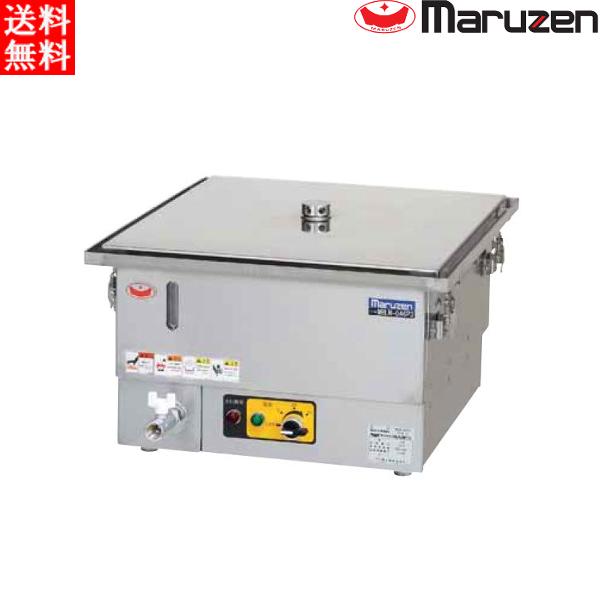マルゼン 電気卓上蒸し器 セイロタイプ 電気式 MUSE-055T1 H500・D550・H300(mm) 手動給水式
