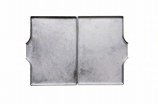 サンテック マルチベーカーPRO 専用交換プレート PK0101 鉄板型(パンケーキ等