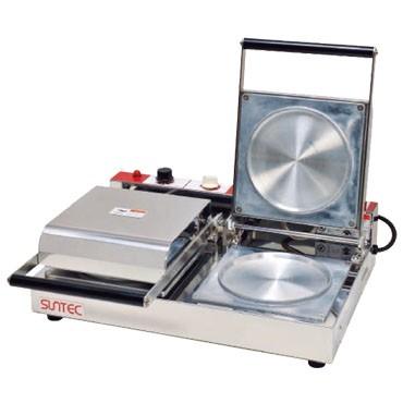 サンテック パンケーキベーカー POK-2 2連式 三相200V 受注生産