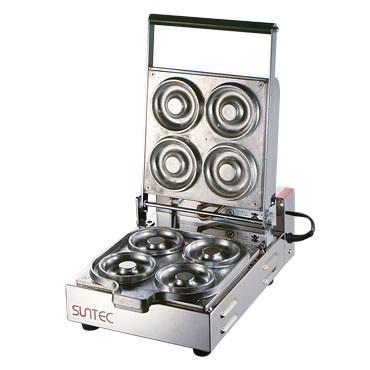 サンテック クロワッサン ドーナツ チェルキー リング CA-100 1連式 単相200V 受注生産