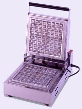 サンテック ワッフルベーカー SB-10 角型 1連式 単相200V 受注生産