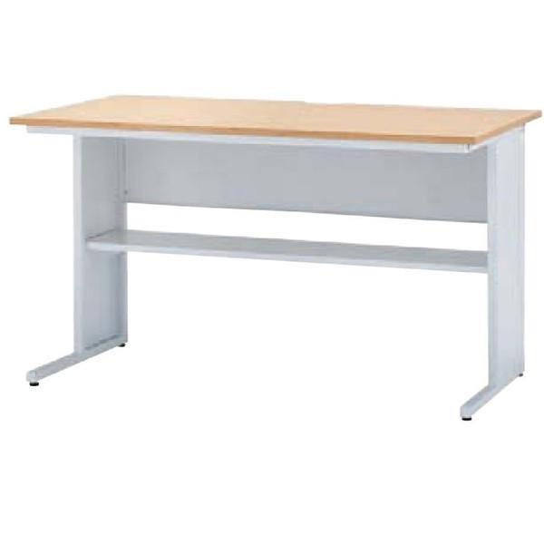 井上金庫 ワークデスク ワークテーブル W1000 LFD-N107 DB W1000・D700・H700(mm) ダークブラウン (LFD-107)
