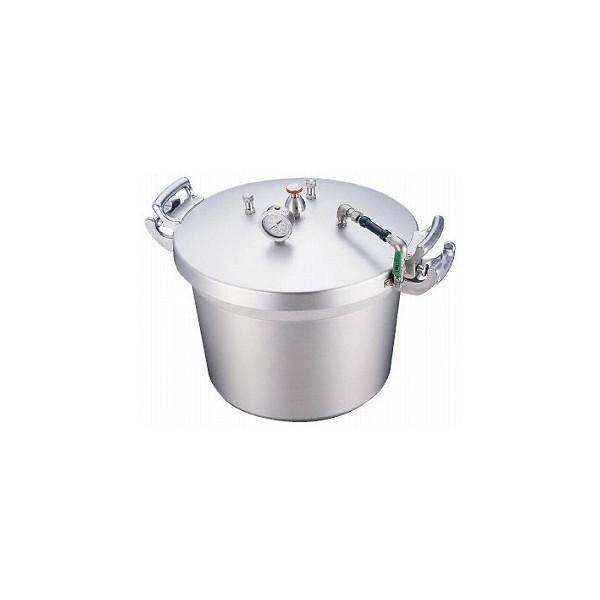 業務用圧力鍋 (第2安全装置付) 40L