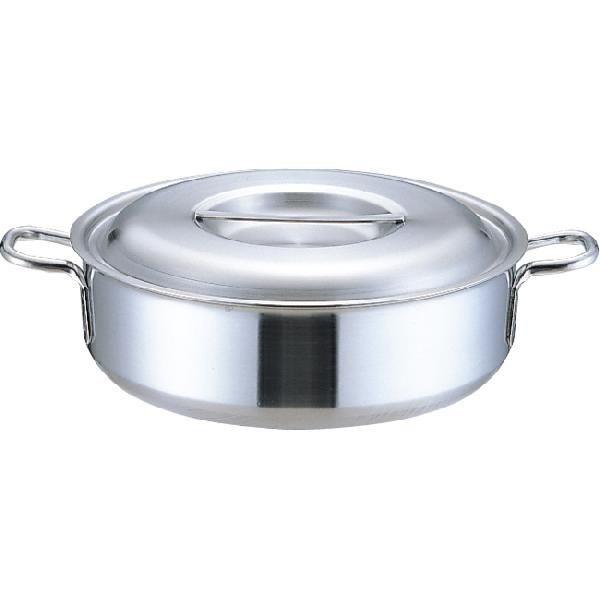 プロデンジシリーズ 外輪鍋 蓋付き 42cm IH対応