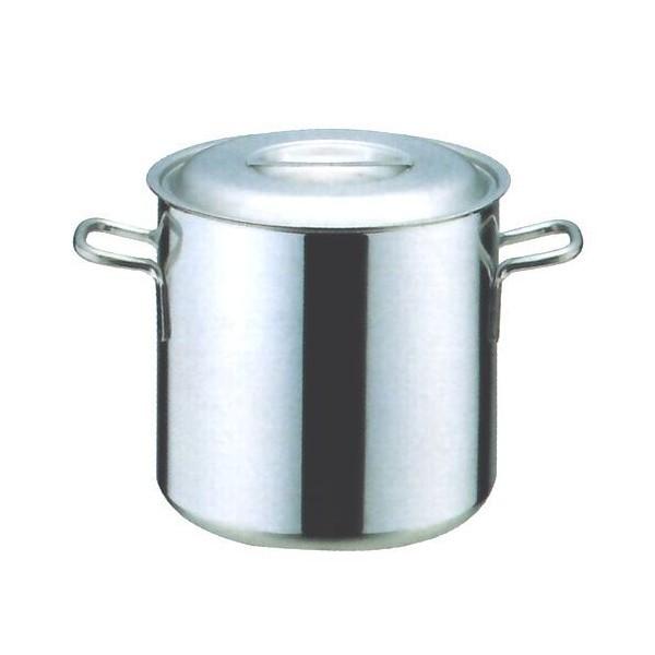 プロデンジシリーズ 寸胴鍋 蓋付き 48cm IH対応