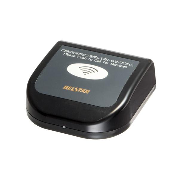 新品 送料無料 業務用 株 ハアーモニー ベルスター BS5B型 豪華な フラット型 80×80×H30 定番 ブラック BS5B-XBL 送信機
