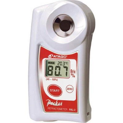 最新のデザイン ポケット糖度・濃度計 PAL-2, on-device 7fbe1110