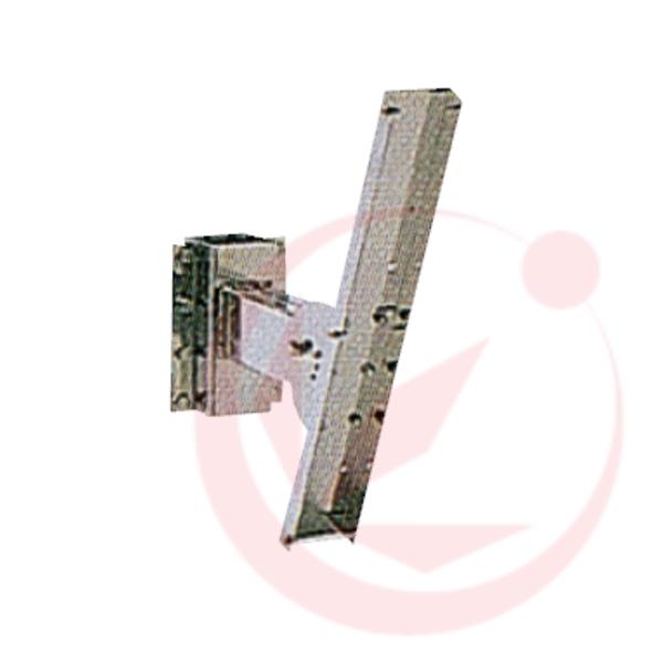 【送料無料】【代引不可】【メーカー直送】サインブラケット用 K-005 自在金具ステン 壁用